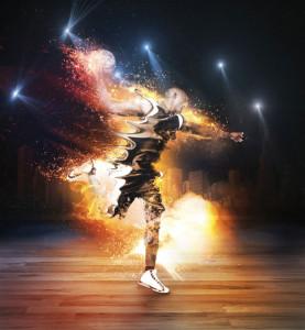 Create-a-Fiery-Dynamic-Basketball-Photo-Manipulation