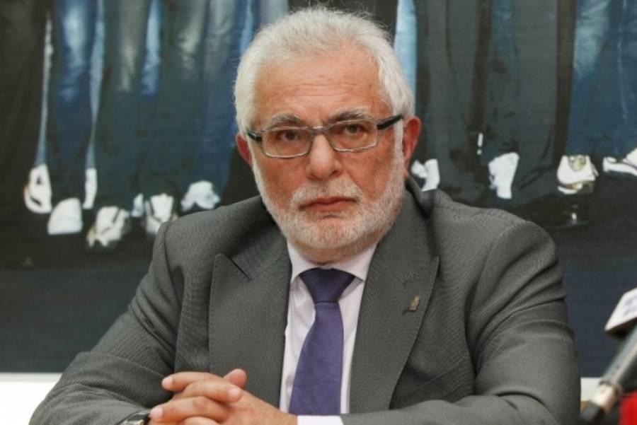 Τσαγκρώνης: «Παραμένουν Μίσσας-Σκουρτόπουλος για να υπάρχει συνέχεια στην εθνική ομάδα»…