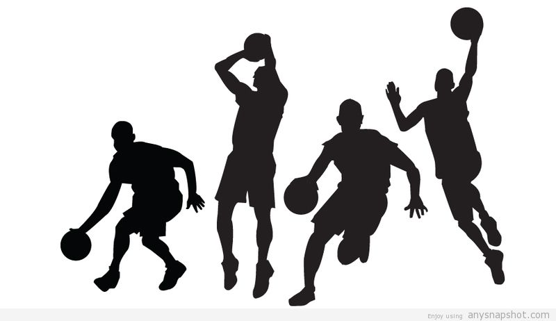 Basketball-Players