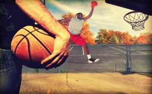 air_basketball