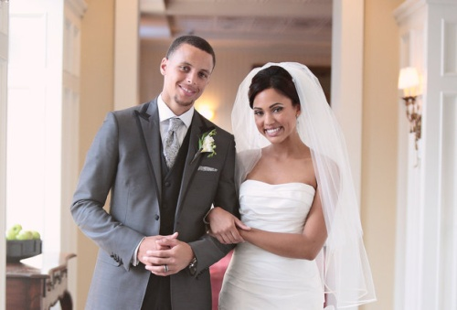 Image result for marriage vows steph curry