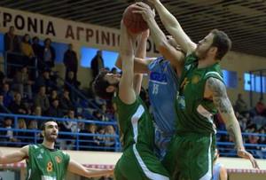 agrinio basketball