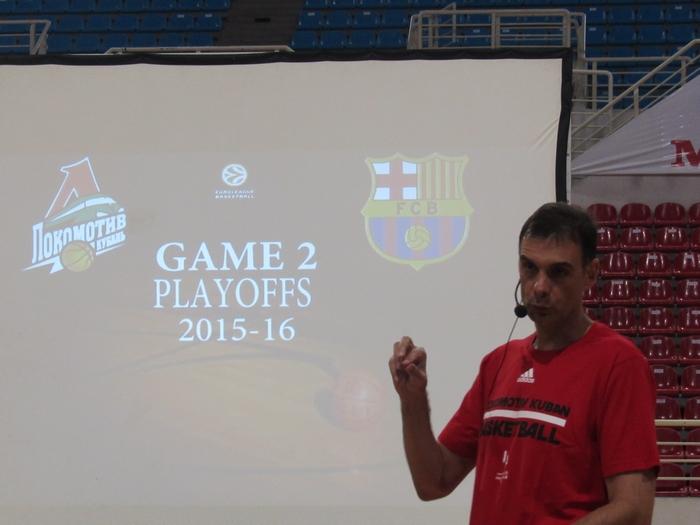 Γ. Μπαρτζώκας: «Τοξικό περιβάλλον στο μπάσκετ της Ελλάδας»