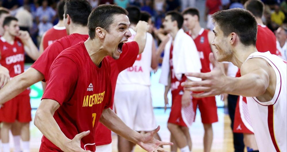 montenegro u20