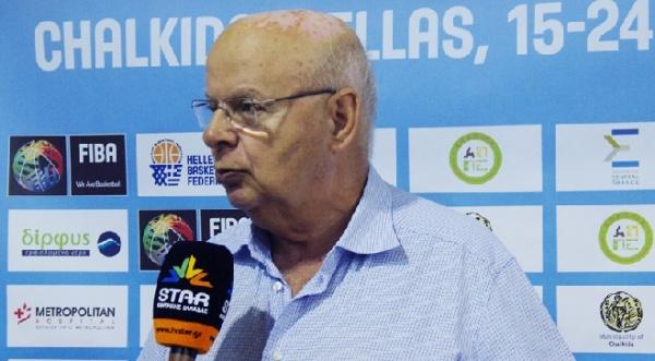 Βασιλακόπουλος: «Νιώθω συντετριμμένος από την απώλεια του φίλου Κώστα Πολίτη»