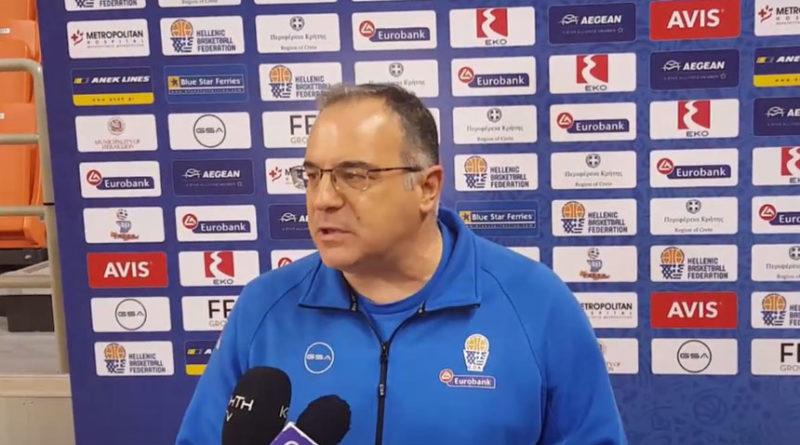 Θαν. Σκουρτόπουλος: «Με την ίδια ένταση και την ίδια σοβαρότητα για να πάρουμε το αποτέλεσμα»