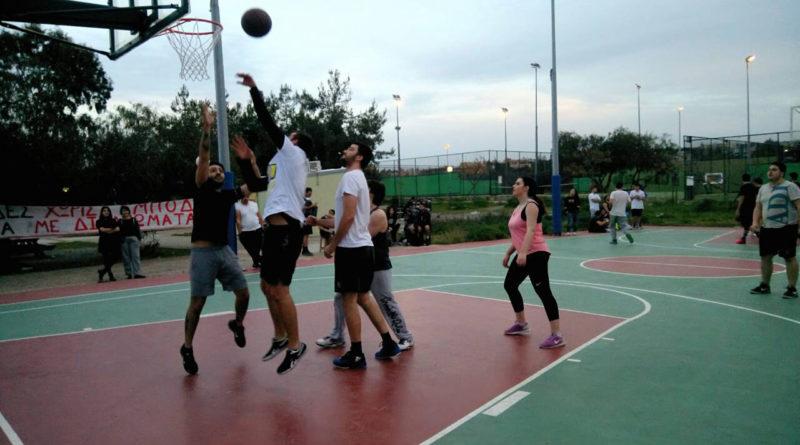 Οι… 3 και ο Kukoč νικητές στο πανελλαδικό τουρνουά μπάσκετ ΜΑΣ στα Χανιά!