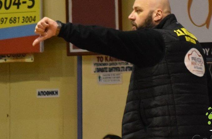 Ο κόσμος να… καλύψει το κενό των τιμωρημένων στη Νικόπολη, ζητά ο Μυριούνης