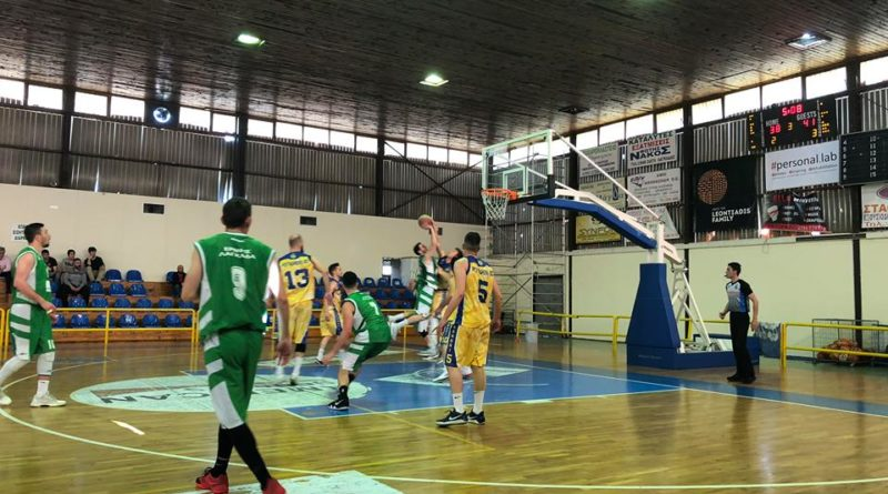 Β΄Εθνική (Βορράς / 25η αγωνιστική):  «Φρένο» του Αγρινίου στην Καβάλα, νίκες για Τρικούπη, Πευκοχώρι