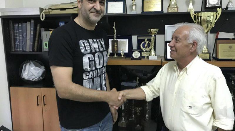 Σε ρόλο τεχνικού διευθυντή στη ΜΕΝΤ ο Γιαννούλης…