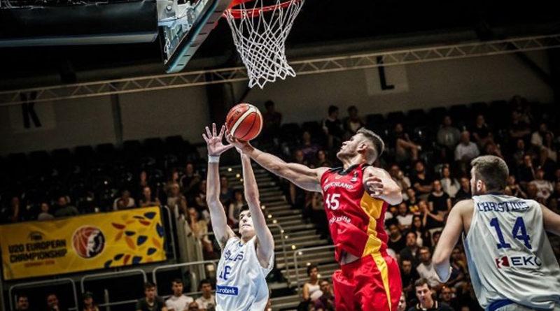 Τα «πάντσερ»… πάτησαν την εθνική μας στο Ευρωμπάσκετ U20!
