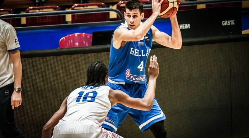 Euro U20: Νέα ήττα και αντιμέτωποι με τον υποβιβασμό οι Νέοι