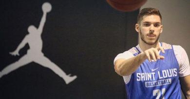 Μάρκος Ψημίτης: «Το επίπεδο του μπάσκετ στη Λέσβο δυστυχώς δεν είναι εκεί που θα έπρεπε»…