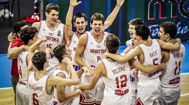 Euro U16: «Χρυσοί» μέσα στο Νόβι Σαντ οι Κροάτες!