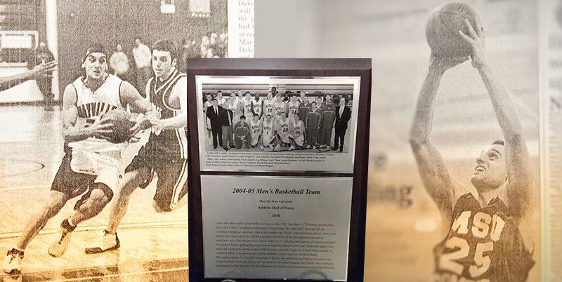 Στο HALL OF FAME του Πανεπιστημίου Mayville State University ο Αλέξανδρος Άνθης!