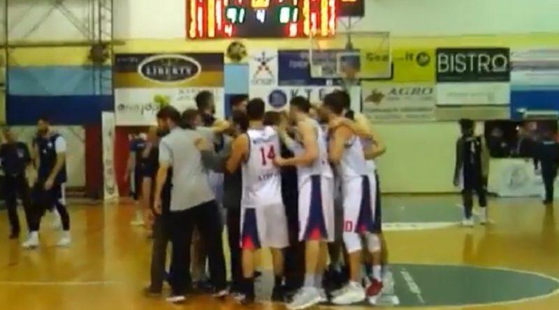 Τα highlights του Χαρίλαος Τρικούπης-Καβάλα (vid)