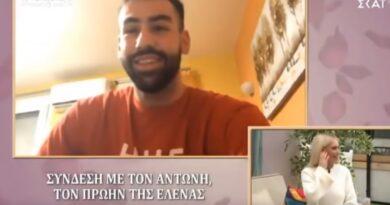 Τάπα στο… power of love από τον Αντώνη Σκλήβα της Καβάλας!!!