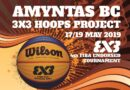 Ερχεται το 4o Amyntas BC 3×3 Hoops Project,