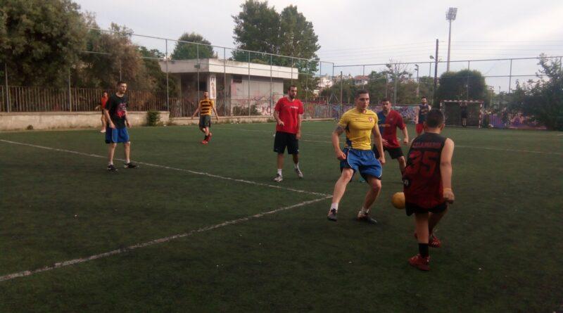Οι ποδοσφαιρικές ικανότητες του Απόλλωνα (vd)