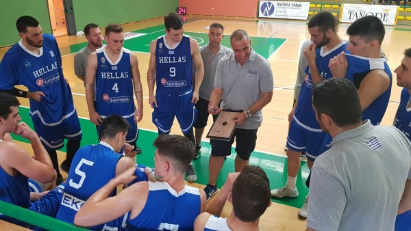 Βαριά ήττα από την Ιταλία για την εθνική Νέων Ανδρών στο τουρνουά Meneghin De Silvestro Domegge…