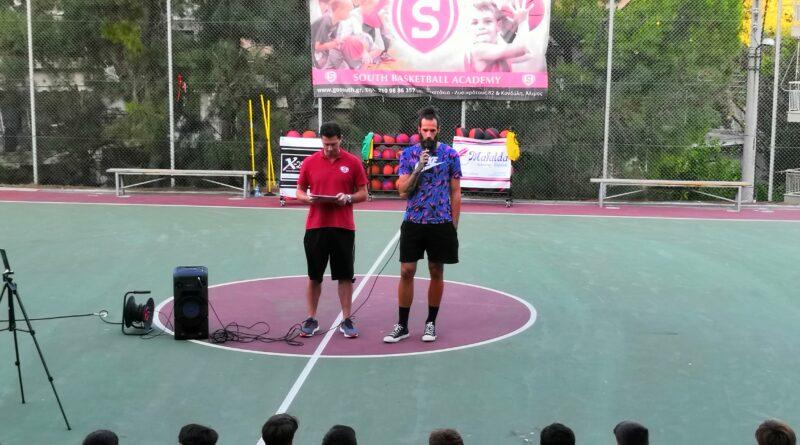 Η South Basketball Academy είπε «ναι στο μπάσκετ» και «όχι στο bullying»