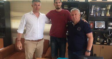 Αδαμόπουλος και Νταλός στην Καβάλα, επιστρέφουν τρεις