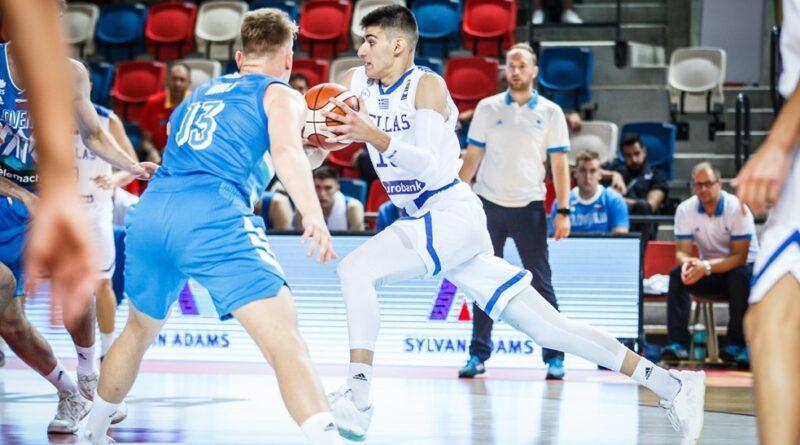 Eurobasket U20: Απελευθερωμένοι οι Νέοι, τριπλ-νταμπλ ο Καλαϊτζάκης!