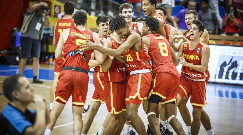 Eurobasket U16: Ισπανικός θρίαμβος (και) στο Ούντινε