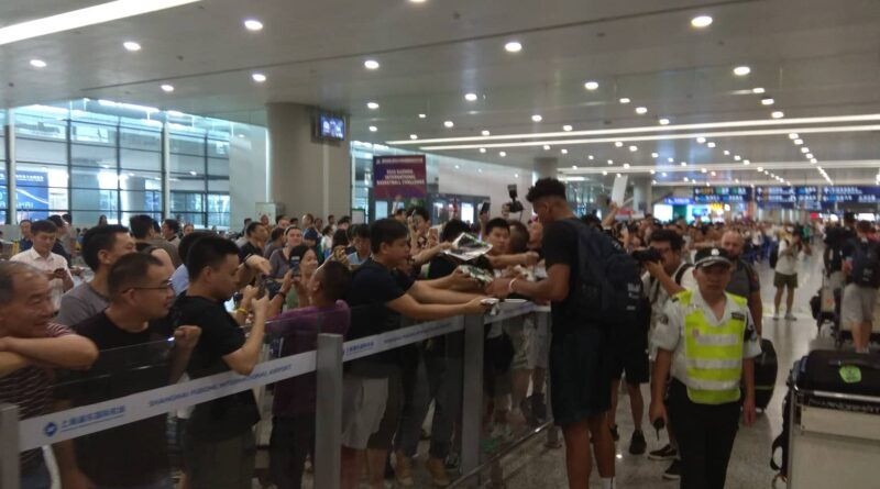 Πάτησε… πόδι στην Κίνα η εθνική ανδρών