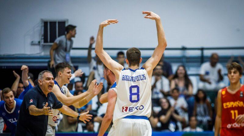 Eurobasket U18: Με Ρογκαβόπουλο το Top-10