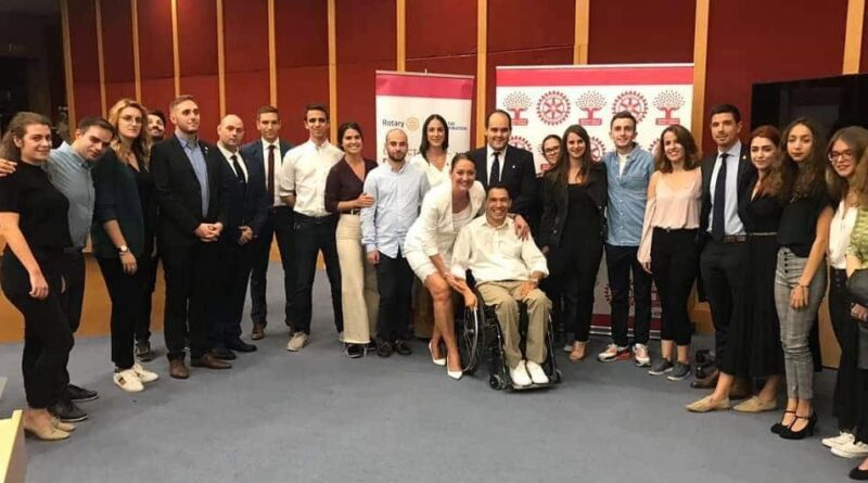 «Ένας τραυματισμός, δημιουργεί μία νέα ταυτότητα στον αθλητή», αναφέρθηκε στην ημερίδα «Η αναπηρία στον 21ο αιώνα»