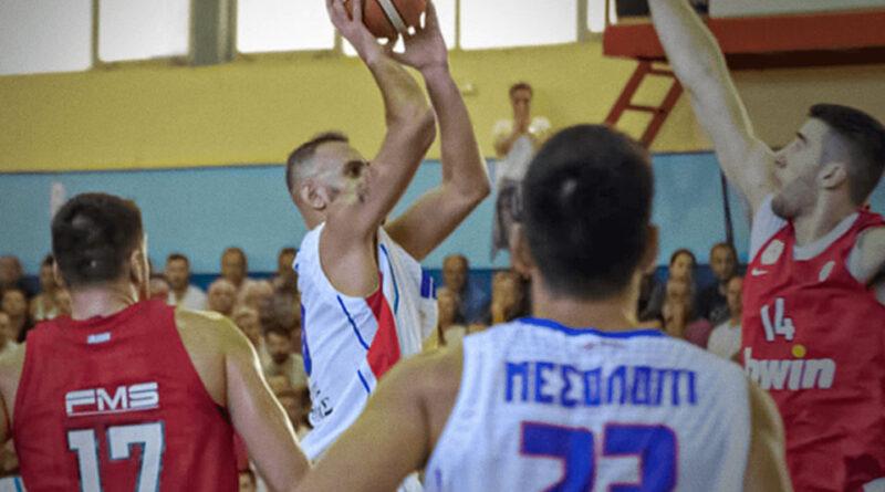 Αποτελέσματα Α2 – 2η αγωνιστική… Μεγάλη νίκη για τον Χαρίλαο Τρικούπη επί του Ολυμπιακού…