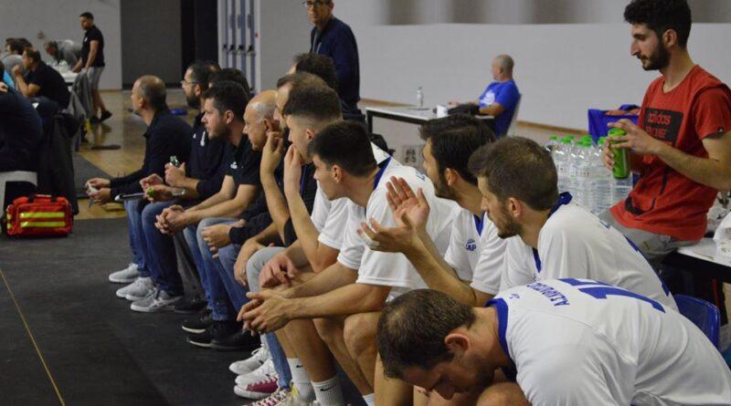 Τα highlights από το ματς Καρδίτσα-Οίακας Ναυπλίου