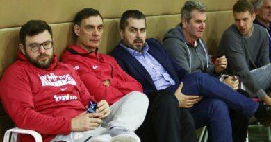 Μπαρτζώκας και Βεζένκοφ πήγαν να δουν Ολυμπιακό Β΄