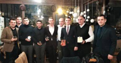 Κοπή πίτας και βραβεύσεις από τον Σύνδεσμο Διαιτητών Καλαθοσφαίρισης Μαγνησίας