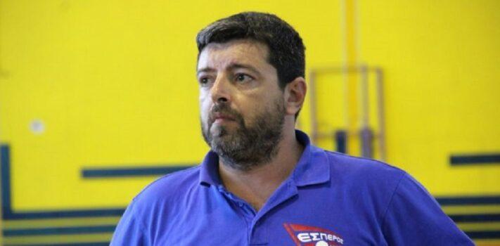 """Σοφογιάννης: """"Επιβεβλημένη η επανεκκίνηση του αθλητισμού, είναι υγεία για όλους"""""""