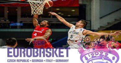 """Λιθουανία και Εσθονία """"καπάρωσαν"""" τα τελευταία εισιτήρια για το Eurobasket 2022"""