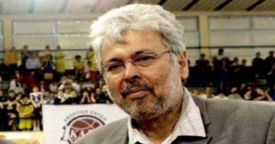 Ο Δημήτρης Αγγελόπουλος αναλύει το πλάνο και το όραμά του για το ελληνικό μπάσκετ που δημιουργεί προσδοκίες