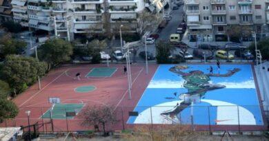 """Γυρίσματα για την ταινία """"Greek Freak"""" στο γήπεδο του Τρίτωνα Σεπολίων από 16 ως 19 Μαΐου"""