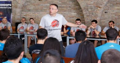 Κ. Μελέτης: «Το Eurohoops Olympia Basketball Camp θα είναι και φέτος ένα covid free camp»