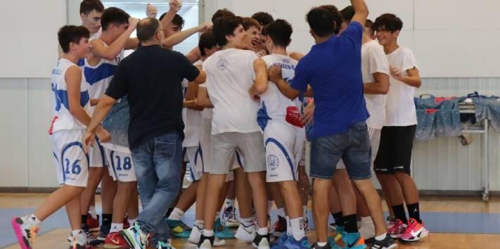 Πανελλήνιο παίδων – Το Ηράκλειο πήρε το εισιτήριο για τα τελικά από τον Γ' όμιλο