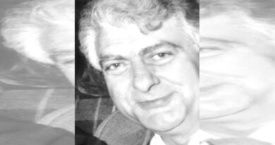 """""""Έφυγε"""" ο ιδρυτής του Ατρόμητου Πειραιά Πέτρος Τσαπάκης"""