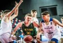 Εφήβων: Ελλάδα – Λιθουανία 69-85